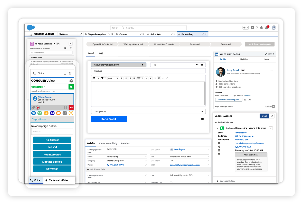 Conquer Automate Tasks, Accelerate Workflows