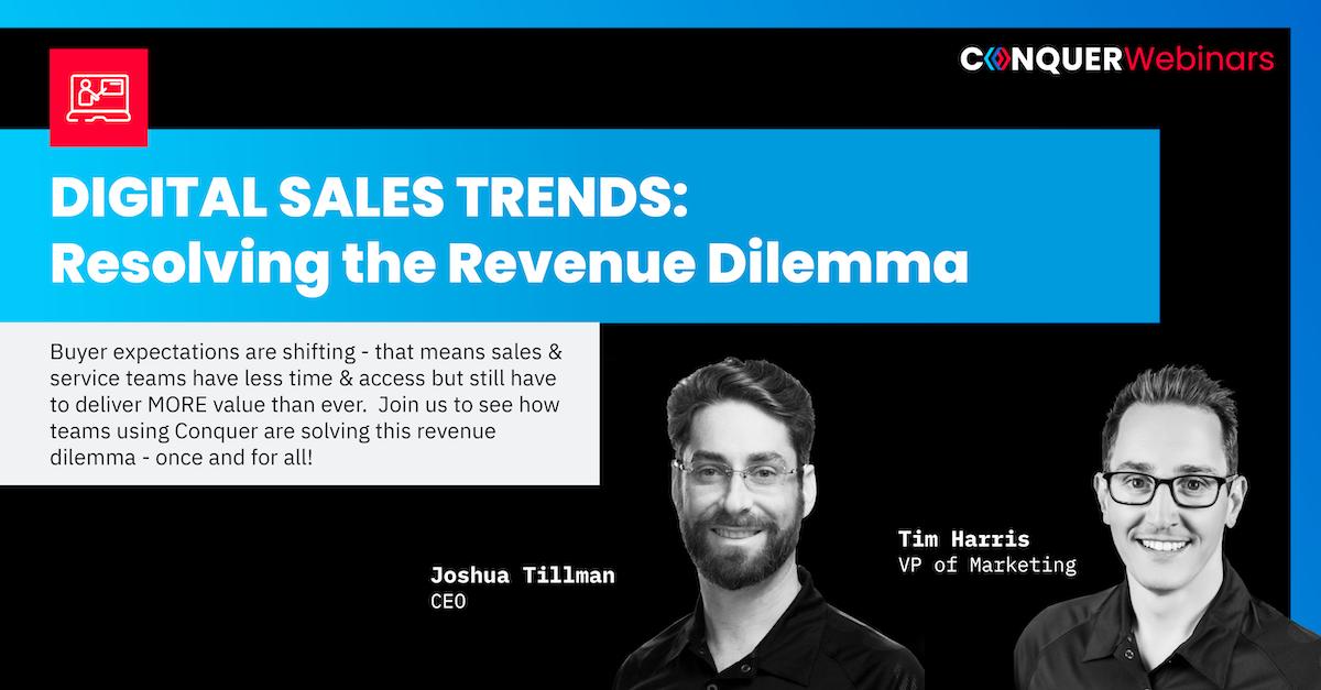 Webinar On Digital Sales Trends